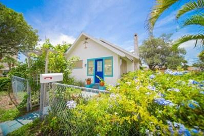 436 51st Street, West Palm Beach, FL 33407 - #: RX-10451799