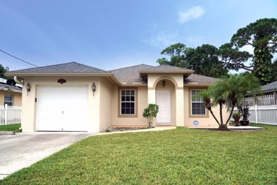 6718 2nd Street, Jupiter, FL 33458 - MLS#: RX-10451805