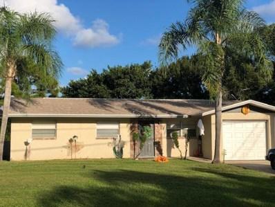 6008 Palm Drive, Fort Pierce, FL 34982 - MLS#: RX-10451819
