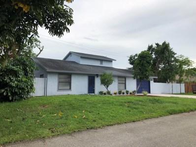 9072 Bracelet Drive, Lake Worth, FL 33467 - MLS#: RX-10451826