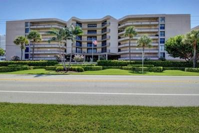 3610 S Ocean Boulevard UNIT 303, South Palm Beach, FL 33480 - #: RX-10451835