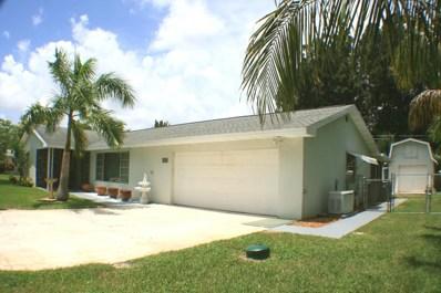 4433 Foss Road, Lake Worth, FL 33461 - MLS#: RX-10451856