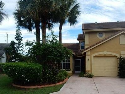 6657 Marissa Circle, Lake Worth, FL 33467 - MLS#: RX-10451876