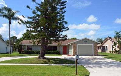 109 Cordoba Circle, Royal Palm Beach, FL 33411 - MLS#: RX-10451911