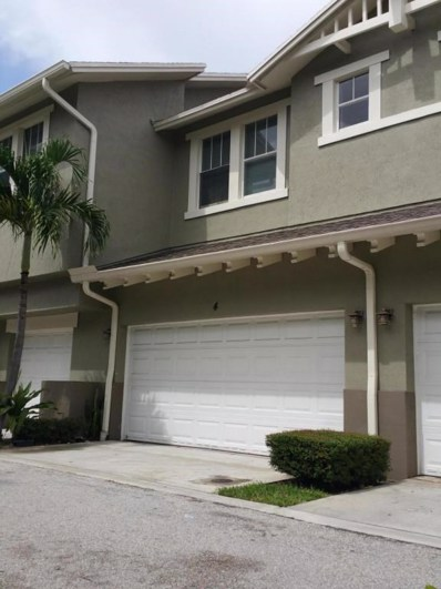 990 Millbrae Court UNIT 4, West Palm Beach, FL 33401 - MLS#: RX-10451920