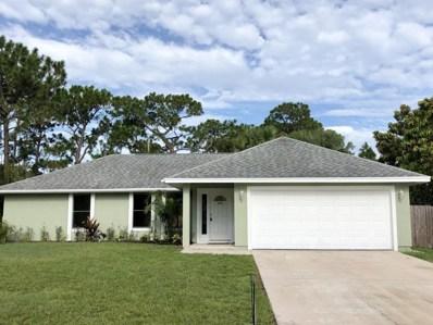 929 SW Harvard Road, Port Saint Lucie, FL 34953 - MLS#: RX-10451923