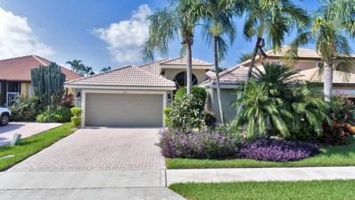 7752 Edinburough Lane, Delray Beach, FL 33446 - MLS#: RX-10451944