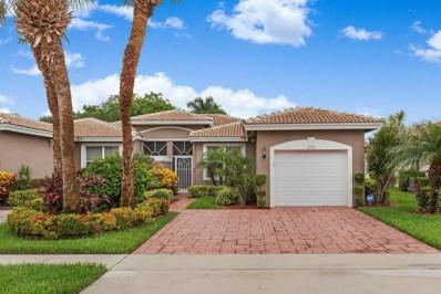 5737 Emerald Cay Terrace, Boynton Beach, FL 33437 - MLS#: RX-10451993