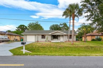 5300 Palm Drive, Fort Pierce, FL 34982 - MLS#: RX-10452005