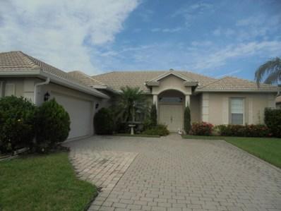 506 NW Ashton Way, Port Saint Lucie, FL 34983 - MLS#: RX-10452006