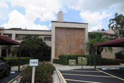 7484 La Paz Boulevard UNIT 101, Boca Raton, FL 33433 - MLS#: RX-10452043