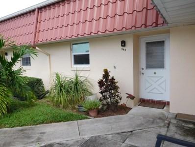 848 Salem Lane, Lake Worth, FL 33467 - MLS#: RX-10452067