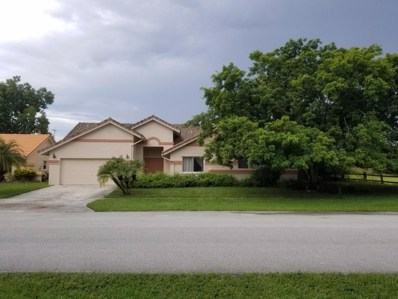 9415 Nursery Lane, Boynton Beach, FL 33437 - MLS#: RX-10452079