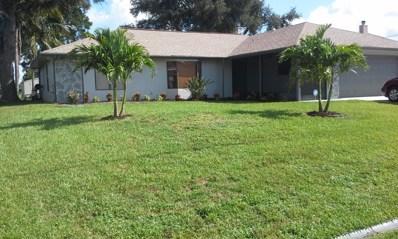 2701 SW Ann Arbor Road, Port Saint Lucie, FL 34953 - #: RX-10452116