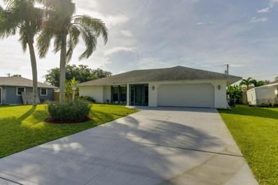 2385 SE Corsica Road, Port Saint Lucie, FL 34952 - MLS#: RX-10452135