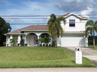 458 SW Tulip Boulevard, Port Saint Lucie, FL 34953 - MLS#: RX-10452185
