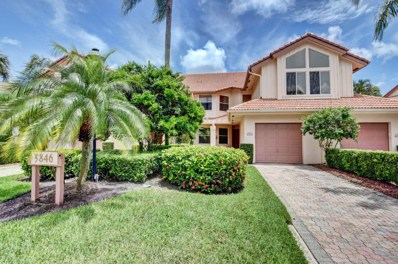 5846 NW 24th Avenue UNIT 204, Boca Raton, FL 33496 - MLS#: RX-10452206