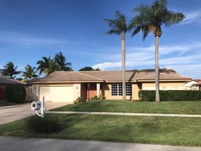 2020 SW 8th Avenue, Boca Raton, FL 33486 - #: RX-10452320