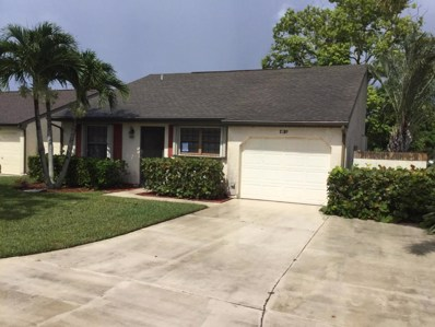 2389 SE Breckenridge Circle, Port Saint Lucie, FL 34952 - MLS#: RX-10452352