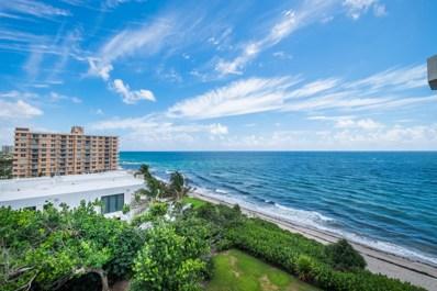 4605 S Ocean Boulevard UNIT 7c, Highland Beach, FL 33487 - MLS#: RX-10452433