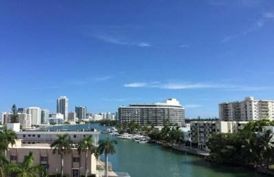 7118 Bonita Drive UNIT 604, Miami Beach, FL 33141 - MLS#: RX-10452487