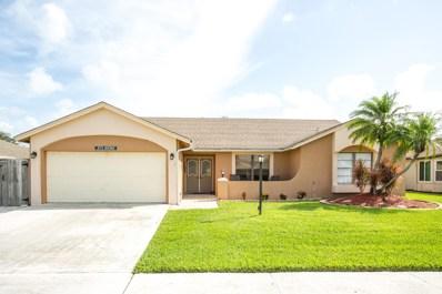 8467 White Egret Way, Lake Worth, FL 33467 - MLS#: RX-10452536