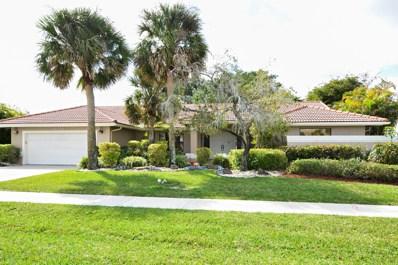 10796 Boca Woods Lane Lane, Boca Raton, FL 33428 - MLS#: RX-10452550
