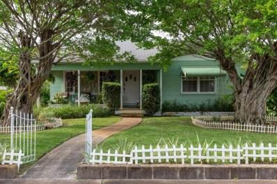 1001 Avon Road, West Palm Beach, FL 33401 - MLS#: RX-10452579