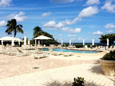 1900 S Ocean Boulevard UNIT 9 J, Lauderdale By The Sea, FL 33062 - #: RX-10452580