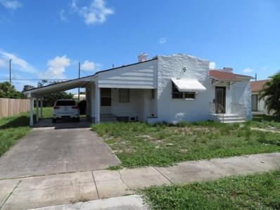 525 Evergreen Drive, Lake Park, FL 33403 - MLS#: RX-10452599