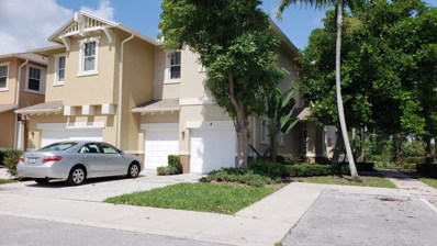 669 Pacific Grove Drive UNIT 4, West Palm Beach, FL 33401 - MLS#: RX-10452657