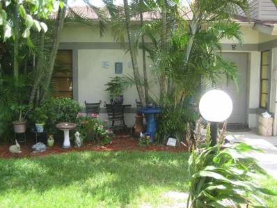 4347 Willow Pond Road UNIT B, West Palm Beach, FL 33417 - MLS#: RX-10452669