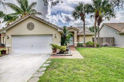 1135 E Lancewood Place, Delray Beach, FL 33445 - MLS#: RX-10452686