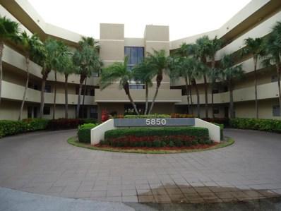 5850 Camino Del Sol UNIT 102, Boca Raton, FL 33433 - MLS#: RX-10452717