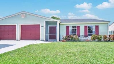 7918 S Blairwood Circle, Lake Worth, FL 33467 - #: RX-10452778