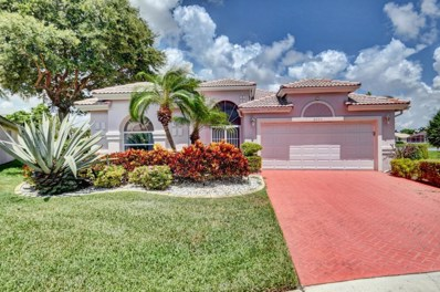 6203 Seascape Terrace, Boynton Beach, FL 33437 - MLS#: RX-10452790