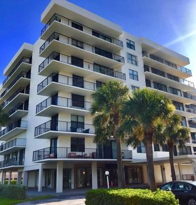 3460 S Ocean Boulevard UNIT 316, Palm Beach, FL 33480 - MLS#: RX-10452873