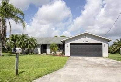 1810 SE Camden Street, Port Saint Lucie, FL 34952 - MLS#: RX-10452878