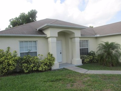 438 SW Copperfield Avenue, Port Saint Lucie, FL 34953 - MLS#: RX-10452948