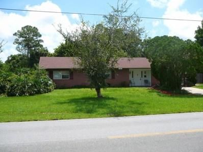 5104 Fort Pierce Boulevard, Fort Pierce, FL 34951 - MLS#: RX-10452995