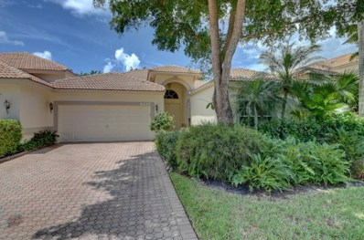 6448 San Michel Way, Delray Beach, FL 33484 - MLS#: RX-10453009