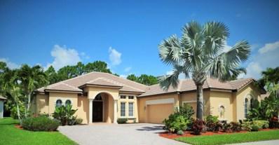 854 SW Grand Reserves Boulevard, Port Saint Lucie, FL 34986 - #: RX-10453026