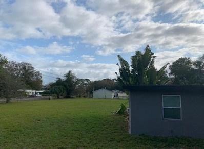 706 N 35th Street, Fort Pierce, FL 34947 - MLS#: RX-10453044