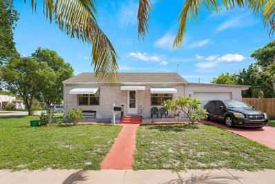 702 Palmetto Street, West Palm Beach, FL 33405 - MLS#: RX-10453067