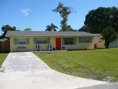 1036 Martinique Avenue, Fort Pierce, FL 34982 - MLS#: RX-10453177