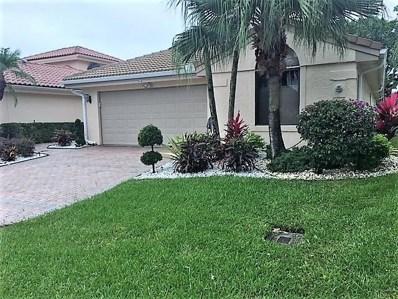 7616 Glendevon Lane, Delray Beach, FL 33446 - MLS#: RX-10453221