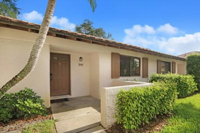 210 Club Drive, Palm Beach Gardens, FL 33418 - MLS#: RX-10453240