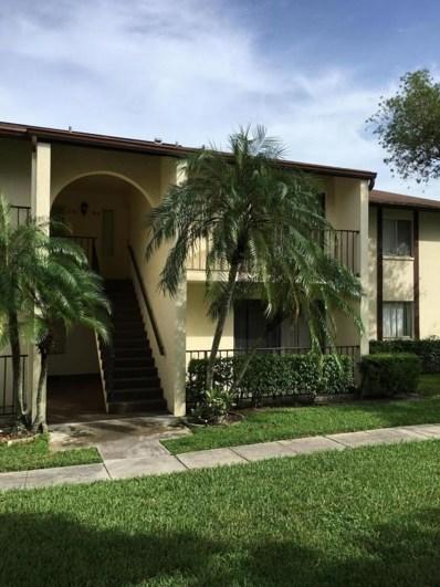 4737 Sable Pine Circle UNIT B2, West Palm Beach, FL 33417 - MLS#: RX-10453260