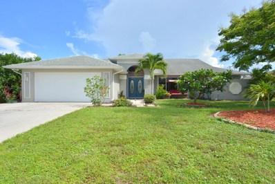 157 SW Oakridge Drive, Port Saint Lucie, FL 34984 - MLS#: RX-10453337