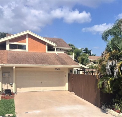 7506 Sierra Drive E, Boca Raton, FL 33433 - MLS#: RX-10453385